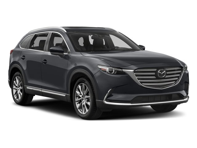 2017 Mazda CX-9 Prices and Values Utility 4D Signature AWD I4 side front view