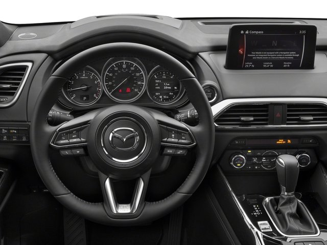 2017 Mazda CX-9 Prices and Values Utility 4D GT 2WD I4 driver's dashboard
