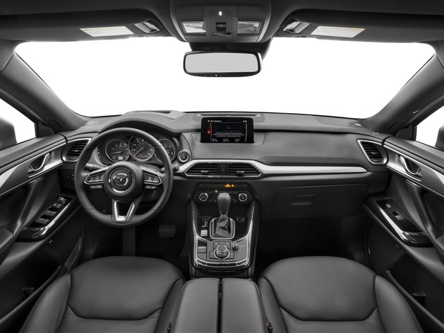 2017 Mazda CX-9 Prices and Values Utility 4D GT 2WD I4 full dashboard