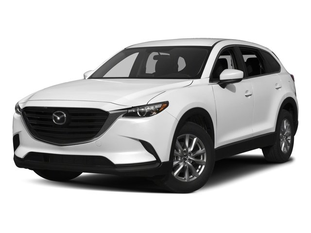 2017 Mazda CX-9 Pictures CX-9 Utility 4D Sport AWD I4 photos side front view
