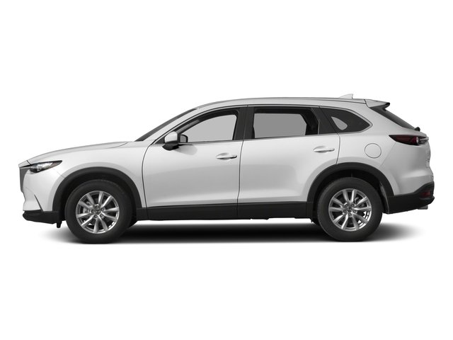 2017 Mazda CX-9 Prices and Values Utility 4D Sport AWD I4 side view