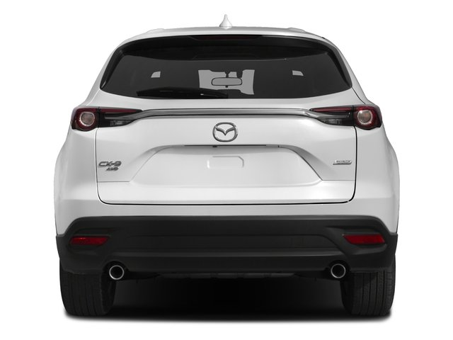 2017 Mazda CX-9 Prices and Values Utility 4D Sport AWD I4 rear view