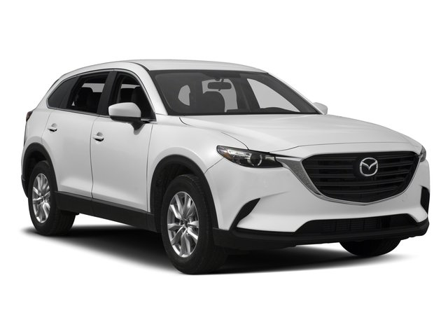 2017 Mazda CX-9 Prices and Values Utility 4D Sport AWD I4 side front view