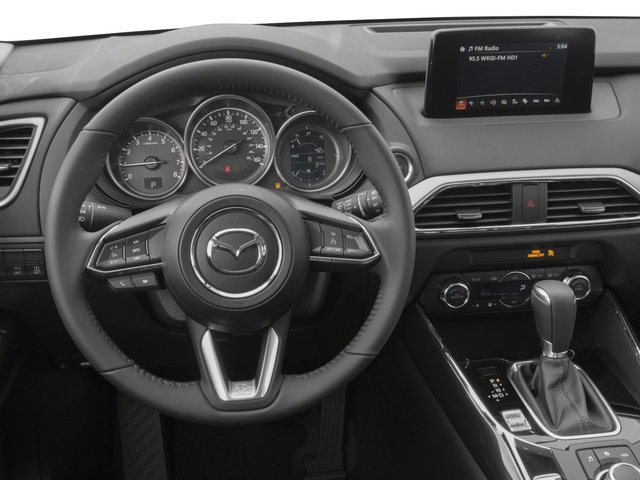 2017 Mazda CX-9 Pictures CX-9 Utility 4D Sport AWD I4 photos driver's dashboard