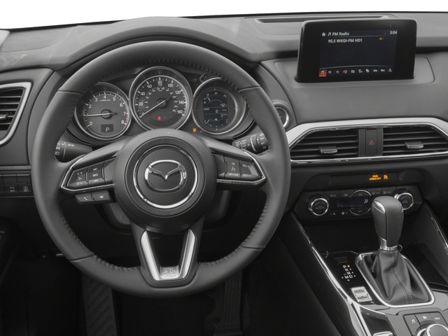 2017 Mazda CX-9 Prices and Values Utility 4D Sport AWD I4 driver's dashboard