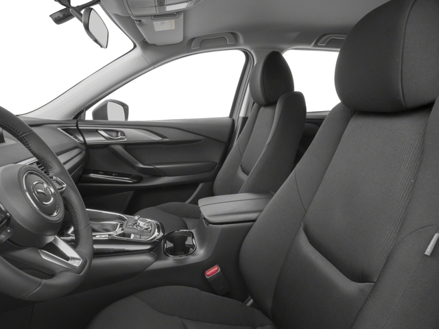 2017 Mazda CX-9 Pictures CX-9 Sport AWD photos front seat interior
