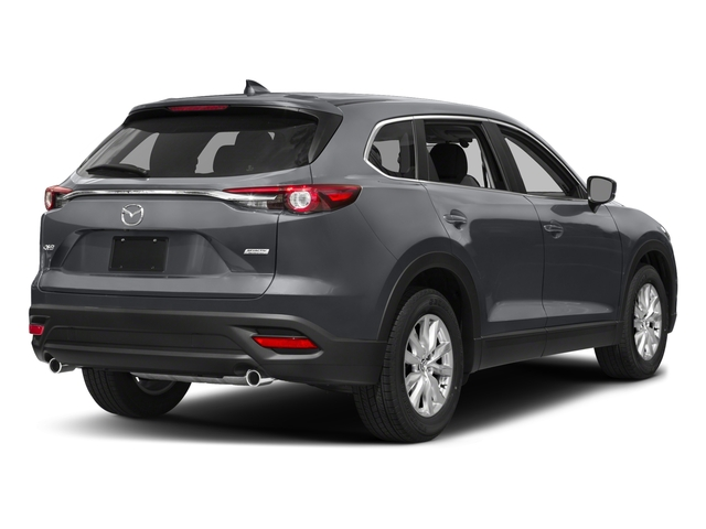 2017 Mazda CX-9 Prices and Values Utility 4D Sport 2WD I4 side rear view