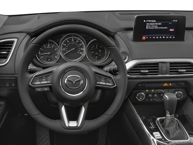2017 Mazda CX-9 Prices and Values Utility 4D Sport 2WD I4 driver's dashboard