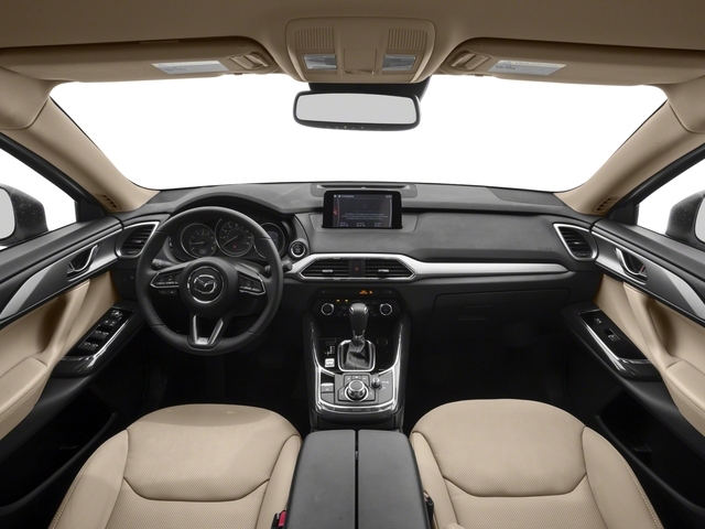 2017 Mazda CX-9 Pictures CX-9 Touring AWD photos full dashboard