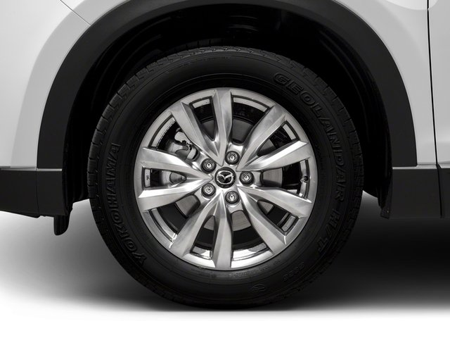 2017 Mazda CX-9 Pictures CX-9 Touring AWD photos wheel
