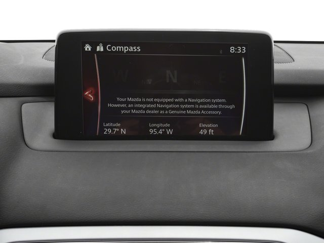 2017 Mazda CX-9 Pictures CX-9 Touring AWD photos navigation system