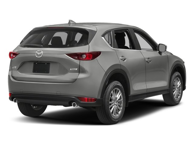 2017 Mazda CX-5 Prices and Values Utility 4D Sport 2WD I4 side rear view