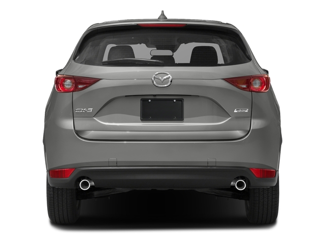 2017 Mazda CX-5 Prices and Values Utility 4D Sport 2WD I4 rear view
