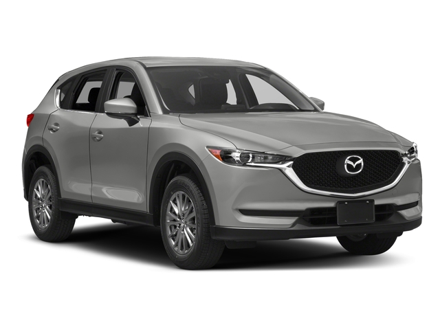 2017 Mazda CX-5 Prices and Values Utility 4D Sport 2WD I4 side front view