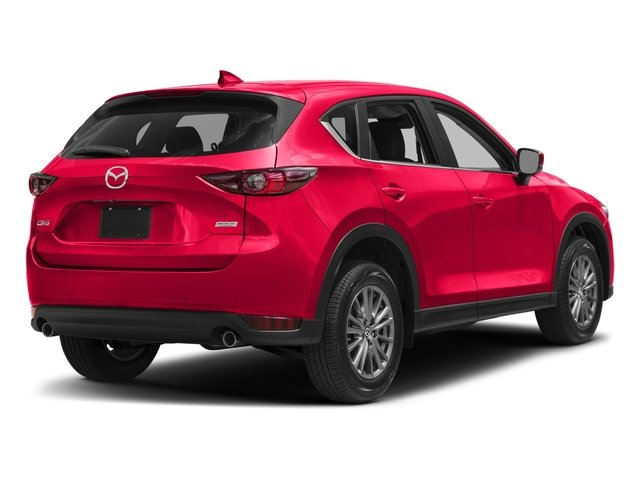 2017 Mazda CX-5 Base Price Touring FWD Pricing side rear view