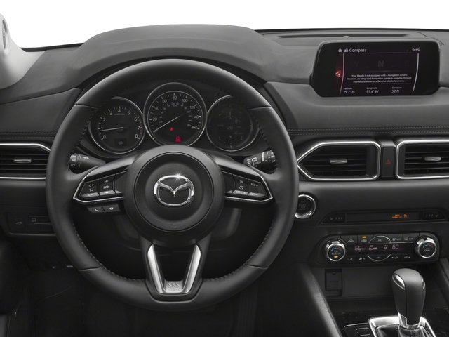 2017 Mazda CX-5 Base Price Touring FWD Pricing driver's dashboard
