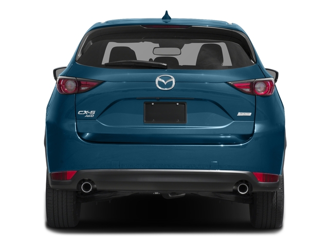 2017 Mazda CX-5 Prices and Values Utility 4D Grand Select AWD rear view