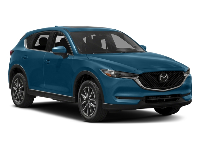 2017 Mazda CX-5 Prices and Values Utility 4D Grand Select AWD side front view