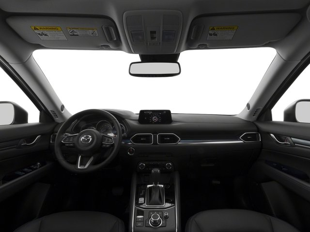 2017 Mazda CX-5 Prices and Values Utility 4D Grand Select AWD full dashboard