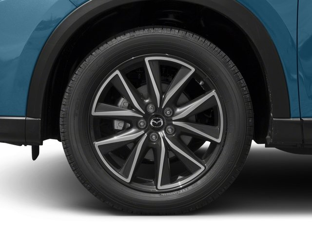 2017 Mazda CX-5 Prices and Values Utility 4D Grand Select AWD wheel