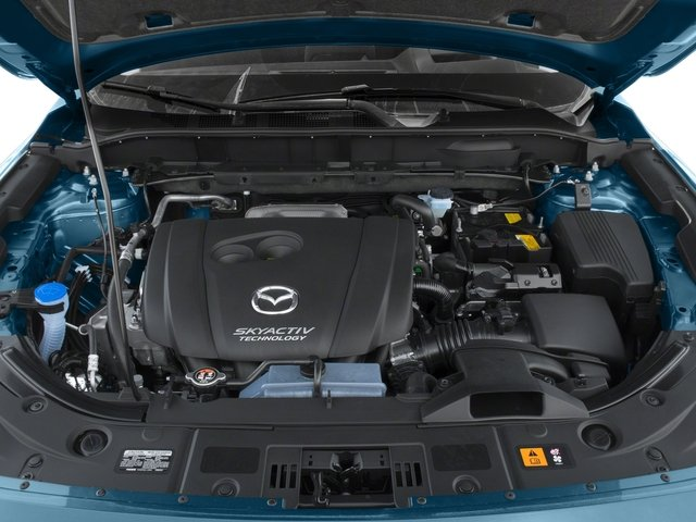 2017 Mazda CX-5 Prices and Values Utility 4D Grand Select AWD engine