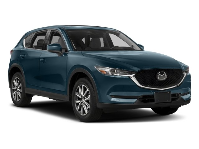2017 Mazda CX-5 Prices and Values Utility 4D GT 2WD I4 side front view