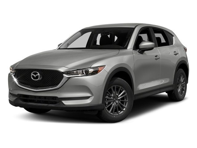 2017 Mazda CX-5 Prices and Values Utility 4D Touring AWD I4 side front view