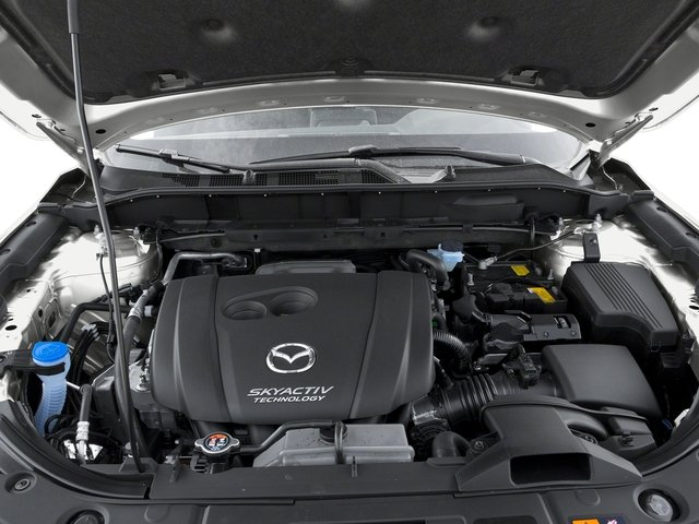 2017 Mazda CX-5 Prices and Values Utility 4D Touring AWD I4 engine