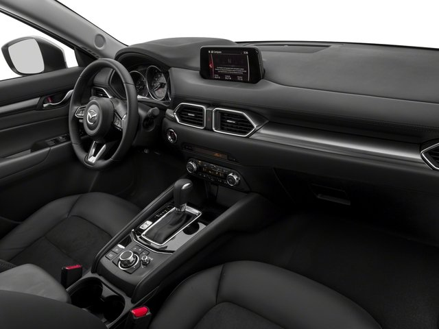 2017 Mazda CX-5 Prices and Values Utility 4D Touring AWD I4 passenger's dashboard