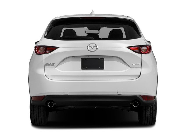 2017 Mazda CX-5 Base Price Grand Select FWD Pricing rear view