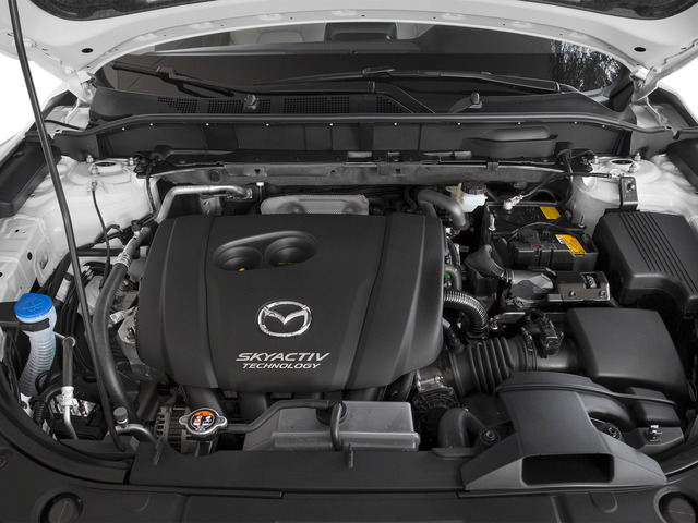 2017 Mazda CX-5 Prices and Values Utility 4D Grand Select 2WD engine