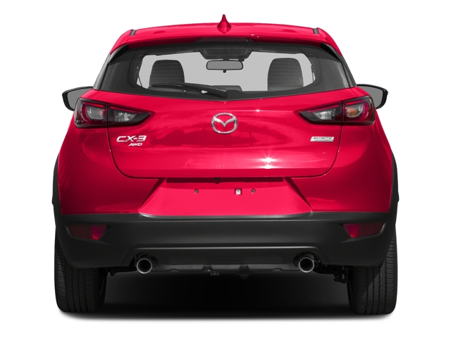 2017 Mazda CX-3 Pictures CX-3 Utility 4D GT AWD I4 photos rear view