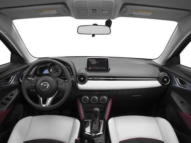 2017 Mazda CX-3 Pictures CX-3 Utility 4D GT AWD I4 photos full dashboard
