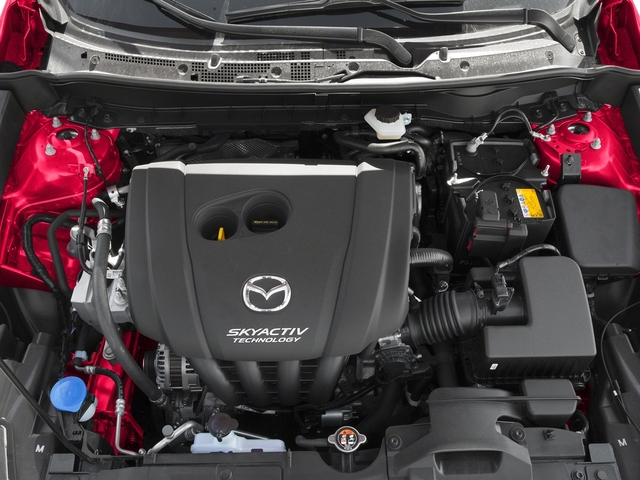 2017 Mazda CX-3 Pictures CX-3 Utility 4D GT AWD I4 photos engine