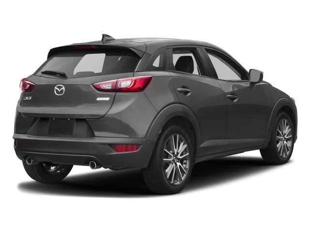 2017 Mazda CX-3 Pictures CX-3 Touring FWD photos side rear view