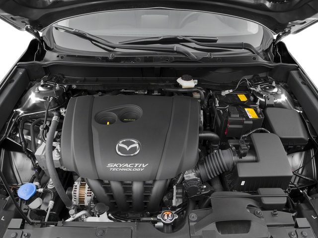 2017 Mazda CX-3 Pictures CX-3 Touring FWD photos engine