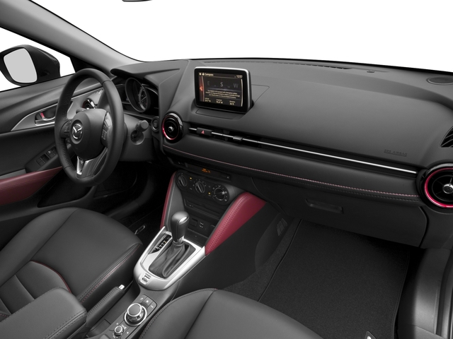 2017 Mazda CX-3 Pictures CX-3 Touring FWD photos passenger's dashboard