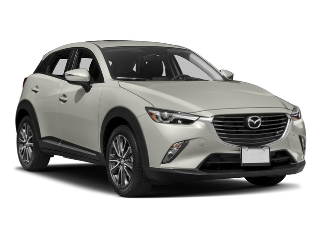 2017 Mazda CX-3 Pictures CX-3 Utility 4D GT 2WD I4 photos side front view