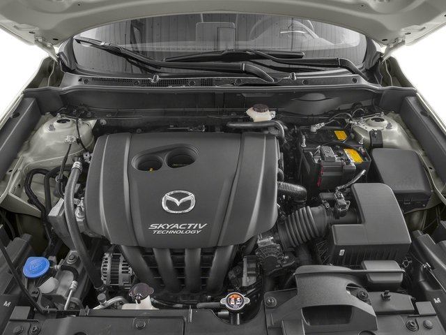 2017 Mazda CX-3 Pictures CX-3 Utility 4D GT 2WD I4 photos engine