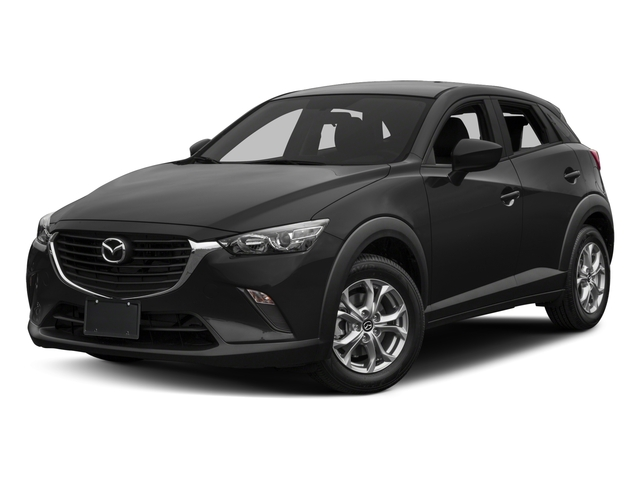 2017 Mazda CX-3 Base Price Sport AWD Pricing side front view