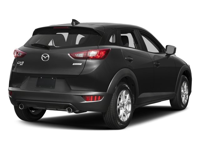 2017 Mazda CX-3 Base Price Sport AWD Pricing side rear view