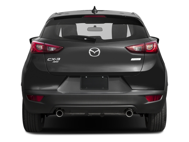2017 Mazda CX-3 Base Price Sport AWD Pricing rear view