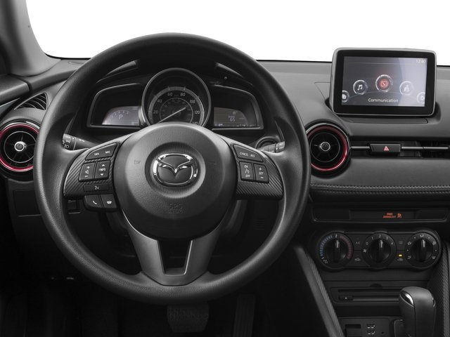 2017 Mazda CX-3 Base Price Sport AWD Pricing driver's dashboard