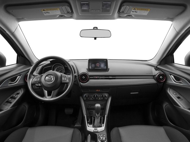 2017 Mazda CX-3 Base Price Sport AWD Pricing full dashboard