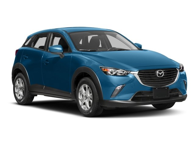 2017 Mazda CX-3 Prices and Values Utility 4D Sport 2WD I4 side front view