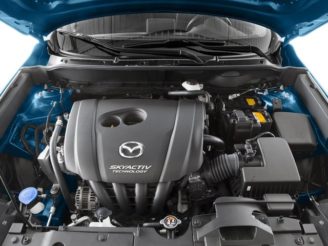 2017 Mazda CX-3 Pictures CX-3 Utility 4D Sport 2WD I4 photos engine