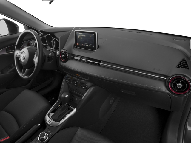 2017 Mazda CX-3 Pictures CX-3 Utility 4D Sport 2WD I4 photos passenger's dashboard