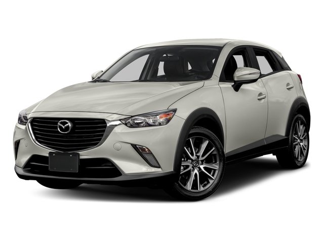 2017 Mazda CX-3 Pictures CX-3 Utility 4D Touring AWD I4 photos side front view