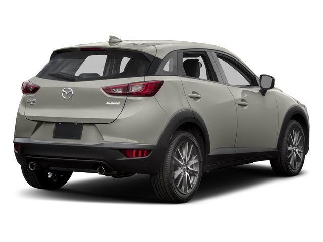 2017 Mazda CX-3 Prices and Values Utility 4D Touring AWD I4 side rear view