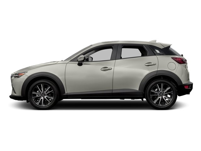 2017 Mazda CX-3 Pictures CX-3 Touring AWD photos side view